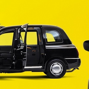 TX taxi, Londýn