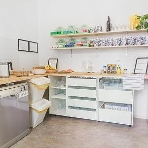 Kuchyňka v K10