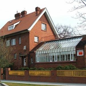 Kafkova vila v Praze