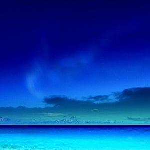 Kailua Beach na Havaji.