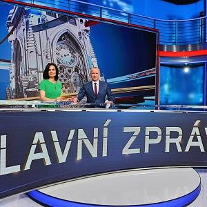 Karel Voříšek s kolegyní Klárou Doležalovou.