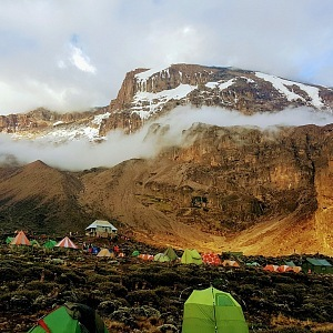 Kilimanjaro - the way to top