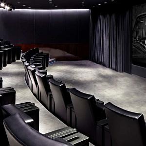 Hotel Bulgari London - úžasné kino