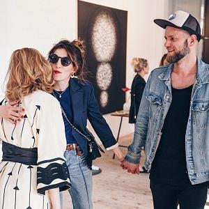 Klára Vytisková s manželem