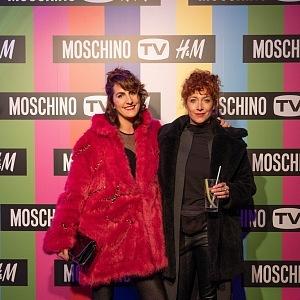 Klára Vytisková, MOSCHINO [tv] H&M