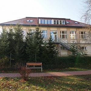 Centrum psychosociální medicíny v pražských Řepích.
