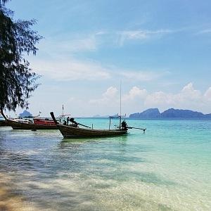 Koh Kradan, Thajsko