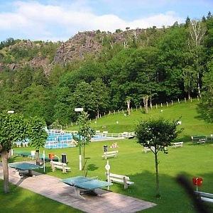 Swimming pool U Veselíka