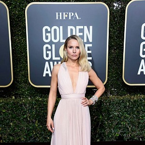 Kristen Bell, dress Zuhair Murad