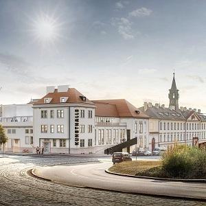 Kunsthalle, jeho budoucí podoba