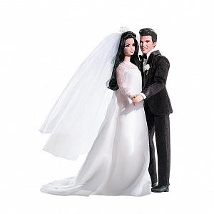 Elvis a Priscila Presley