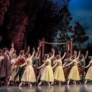 Ballet, National Theater