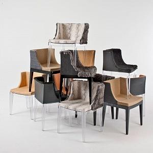 Modemoiselle chair - ve spolupráci s Phillippem Starckem pro Kartell