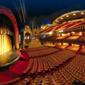 Divadlo Le Gand Rex v Paříži.