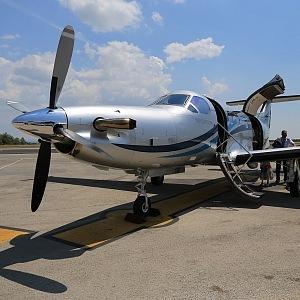 Podílové vlastnictví soukromých letadel