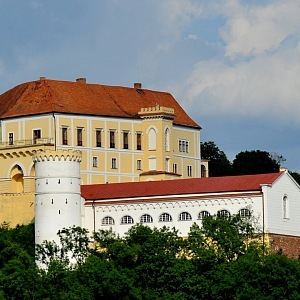 Letovice castle
