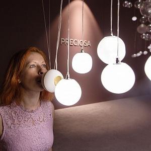 Osvětlení ožívá vaším dechem