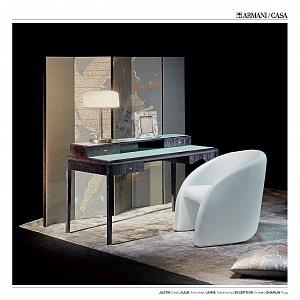 Luxusní interiér Armani Casa.
