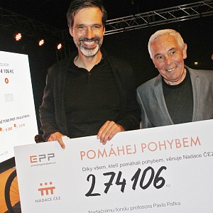 Profesor Lischke s profesorem Pafkem