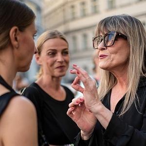 Chantal Poullain, Lucie Zedníčková