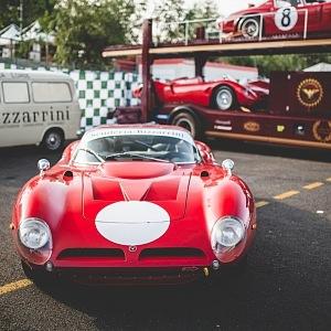 Le Mans Classic, historické vozy