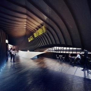 Budoucí lodní terminál