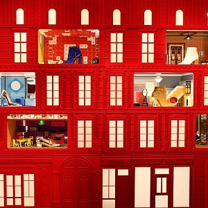 Luxusní kolekce DOLLHOUSE
