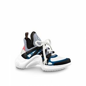 Futuristické tenisky Louis Vuitton.
