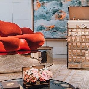 Louis Vuitton, vliv stylu L'Art de Vivre