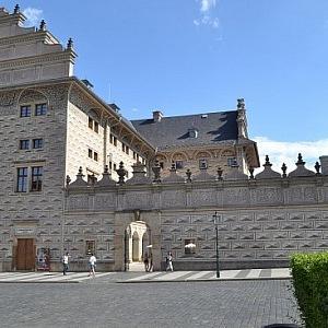 Schwarzenberský palác, Josef Schulz