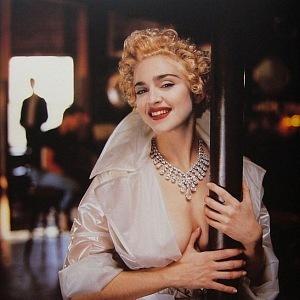 Madonna by Newton