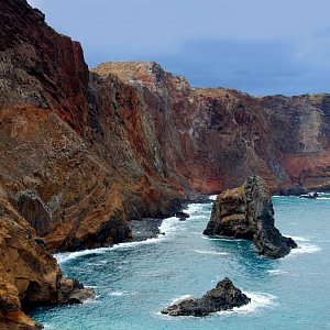 Madeira má nádhernou přírodu.
