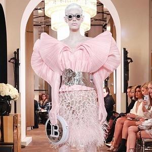Balmain Haute Couture Spring 2019