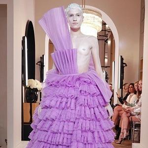 Odvážná kolekce Haute Couture Spring 2019