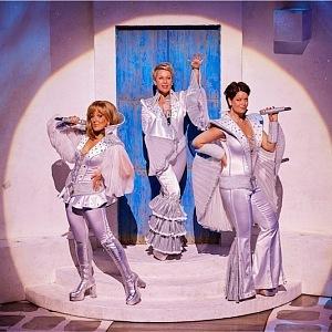 Mamma Mia! and eye-catching costumes