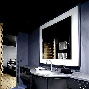 Interiér, koupelna