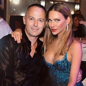 Kráska se svým manželem Danielem Volopichem.