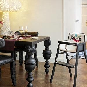 Cybec - jídelní židle