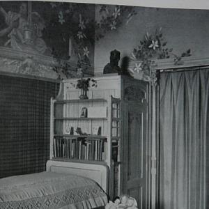 Dětská ložnice ve vile K. V. Maška