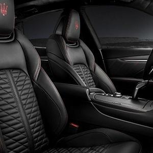 Maserati Levante Trofeo, interior