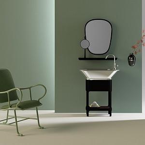 Návrh koupelny, Materico