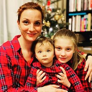 Míša se těší na nezapomenutelné Vánoce se svými dětmi.