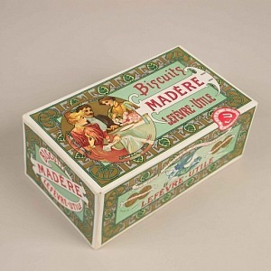 Krabička bonbonů LU Madere