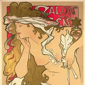 Salon des cent, 1896