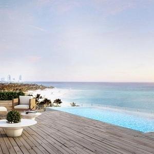 Arquitectonica/Penthouse Miami USA