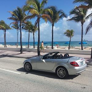 Miami a jeho pláže okouzlí každého