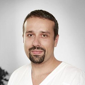 Lékař Milan Sova.