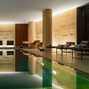 Hotel Bulgari Milan - spa