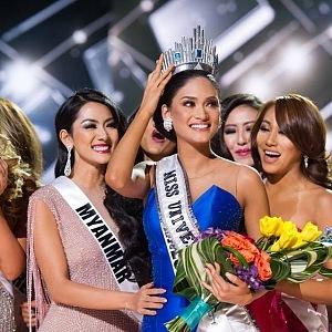 Miss 2015, zvolena kráska z Filipín