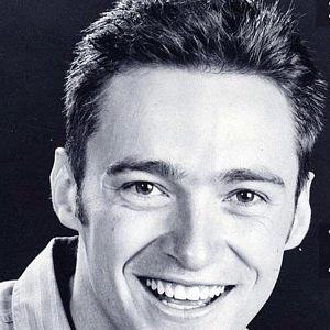 Mladý Hugh Jackman